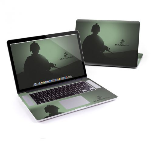Night Vision MacBook Pro Pre 2016 Retina 15-inch Skin