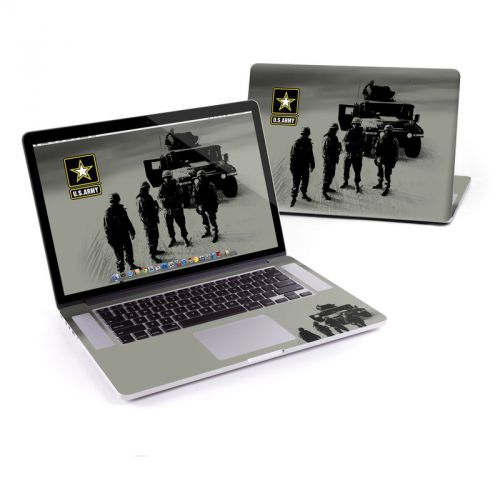 Soldiers All MacBook Pro Retina 15-inch Skin
