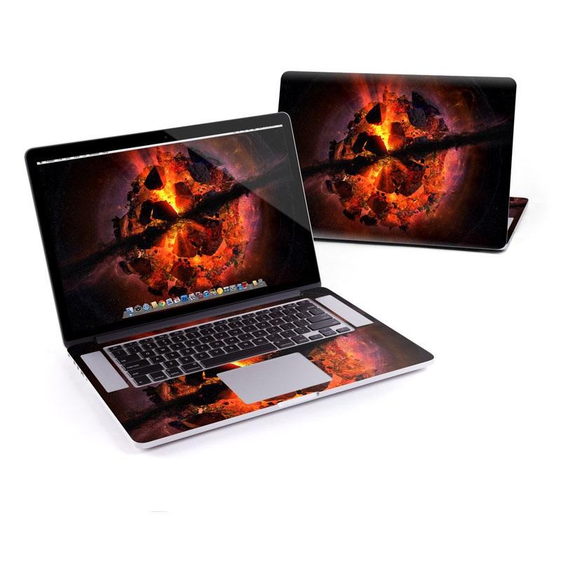 Aftermath MacBook Pro Retina 15-inch Skin