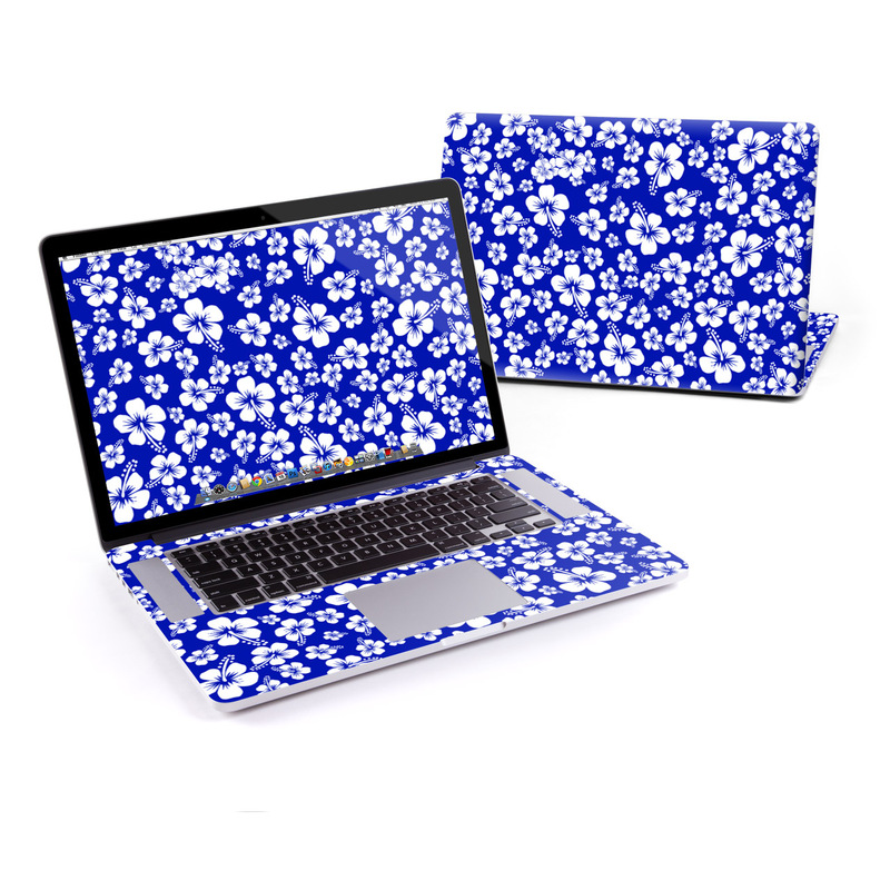 Aloha Blue MacBook Pro Retina 15-inch Skin