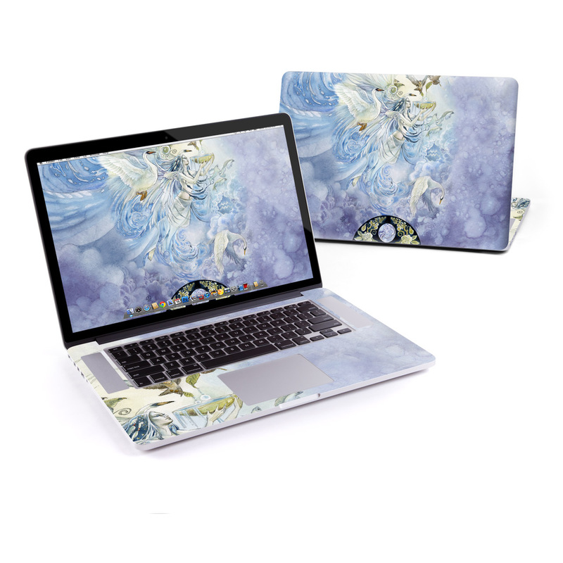 Aquarius MacBook Pro Retina 15-inch Skin