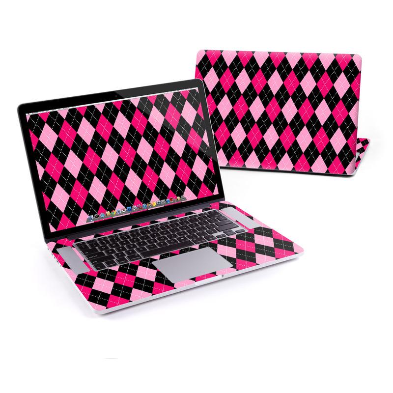 Argyle Style MacBook Pro Retina 15-inch Skin