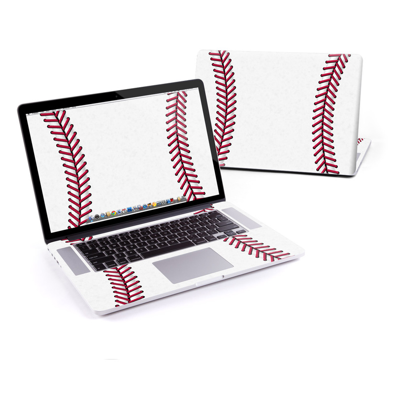 Baseball MacBook Pro Retina 15-inch Skin