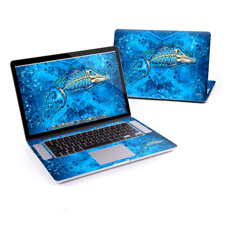 Barracuda Bones MacBook Pro Retina 15-inch Skin