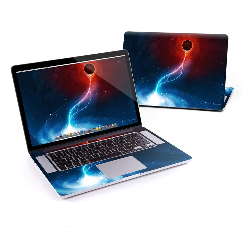 Black Hole MacBook Pro Pre 2016 Retina 15-inch Skin