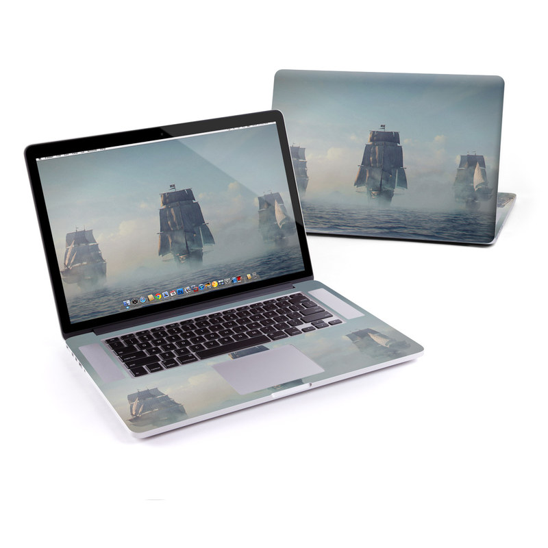 Black Sails MacBook Pro Retina 15-inch Skin