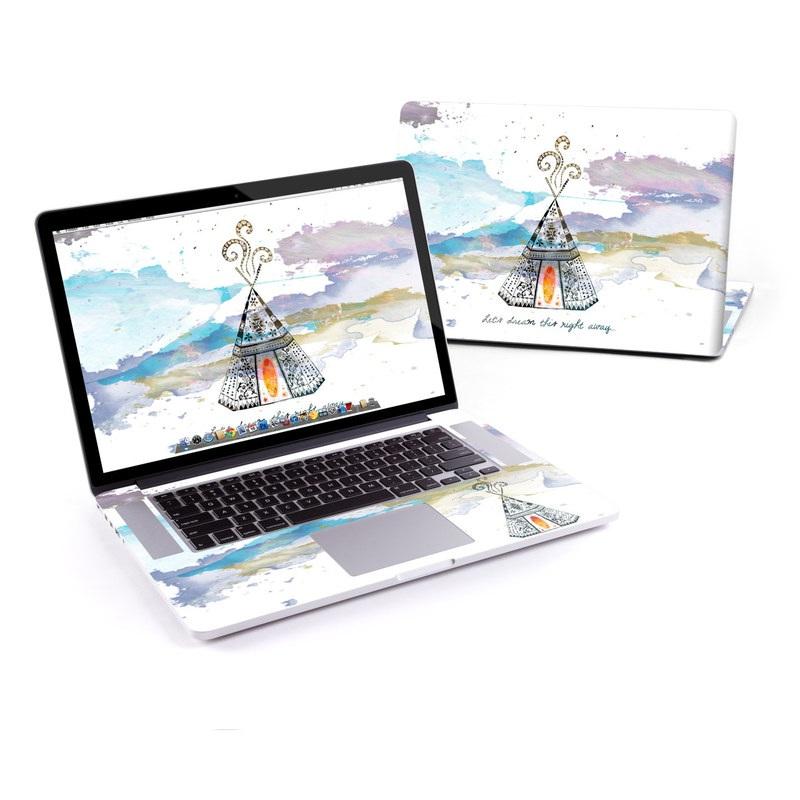 Boho Teepee MacBook Pro Retina 15-inch Skin