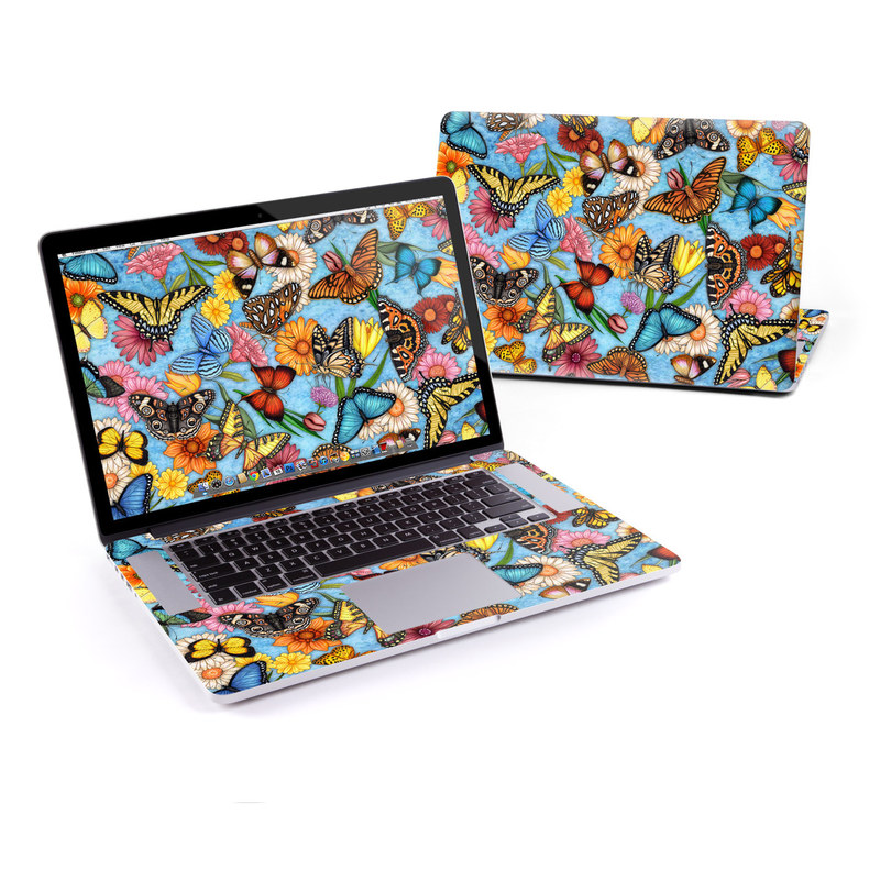 Butterfly Land MacBook Pro Retina 15-inch Skin