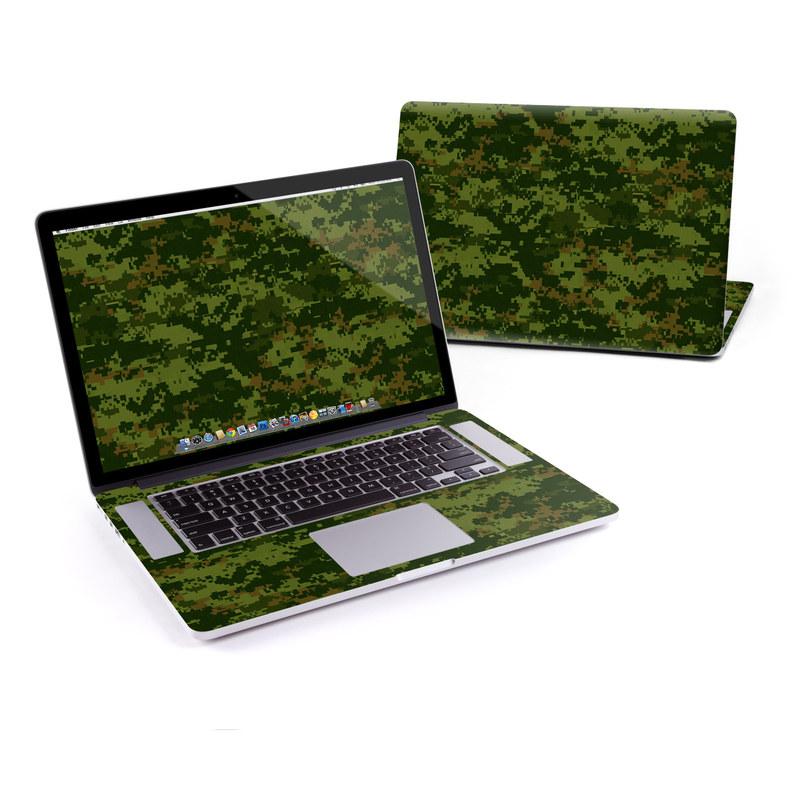 CAD Camo MacBook Pro Retina 15-inch Skin
