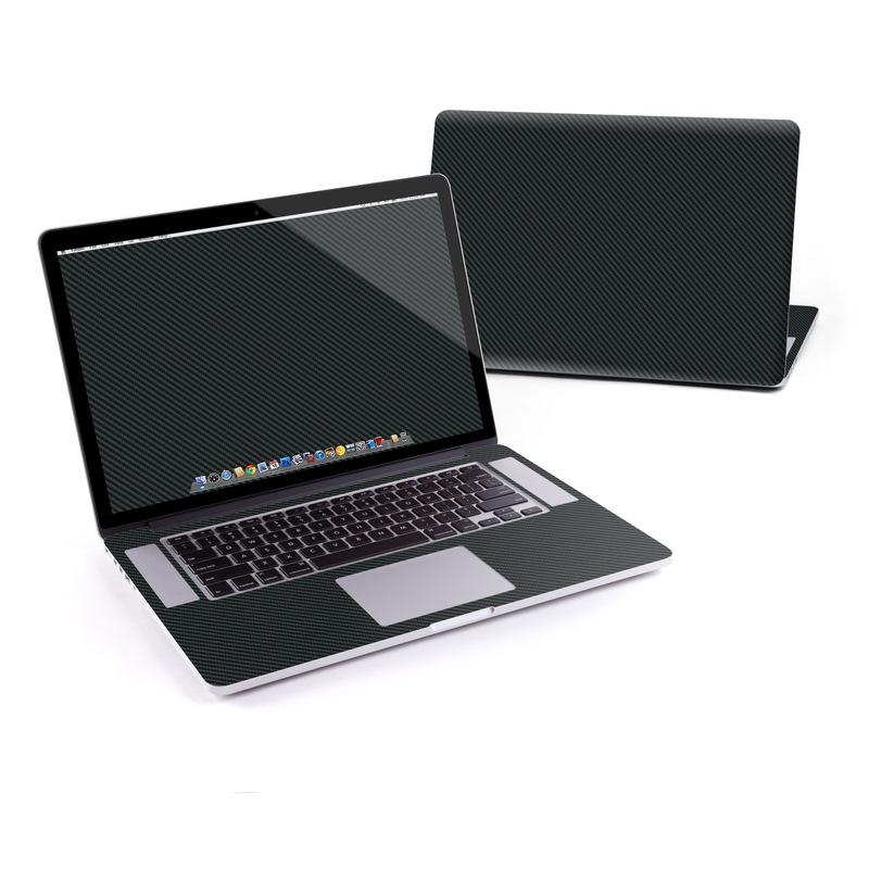 Carbon Fiber MacBook Pro Retina 15-inch Skin