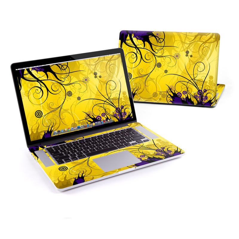 Chaotic Land MacBook Pro Retina 15-inch Skin