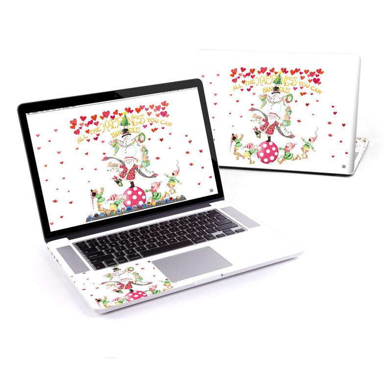 Christmas Circus MacBook Pro Retina 15-inch Skin