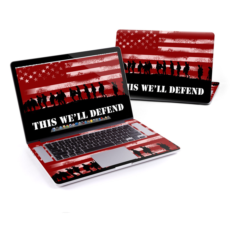 Defend  MacBook Pro Retina 15-inch Skin