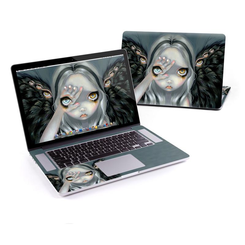 Divine Hand MacBook Pro Retina 15-inch Skin