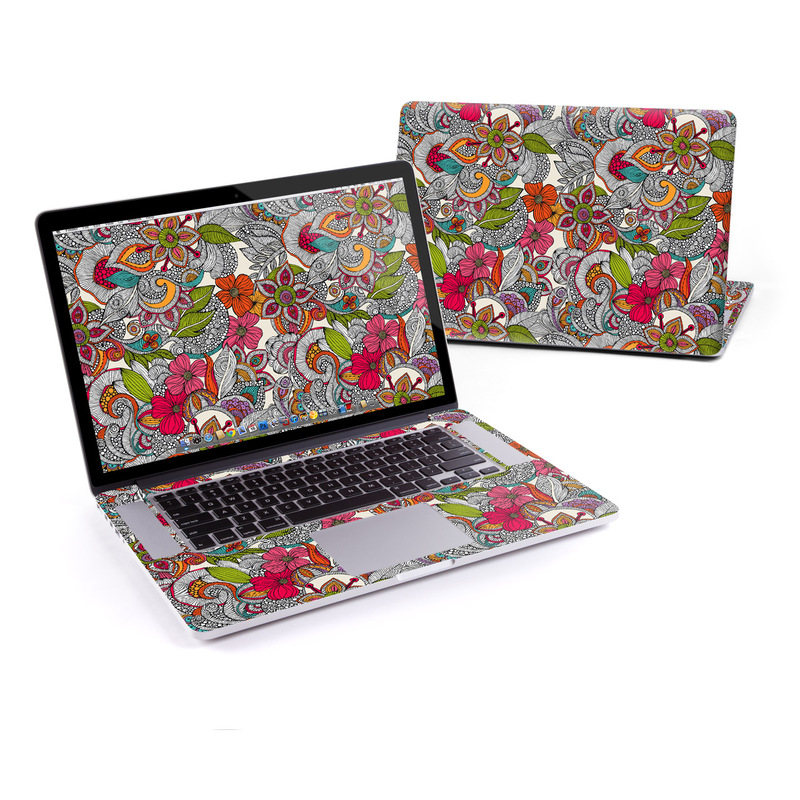 Doodles Color MacBook Pro Retina 15-inch Skin