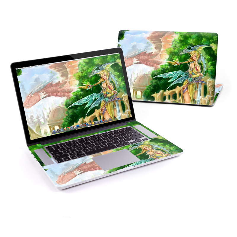 Dragonlore MacBook Pro Retina 15-inch Skin