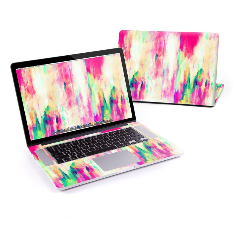 Electric Haze MacBook Pro Pre 2016 Retina 15-inch Skin