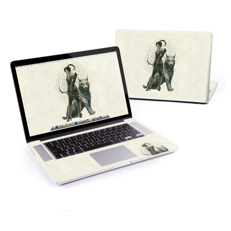 Half Elf Girl MacBook Pro Retina 15-inch Skin