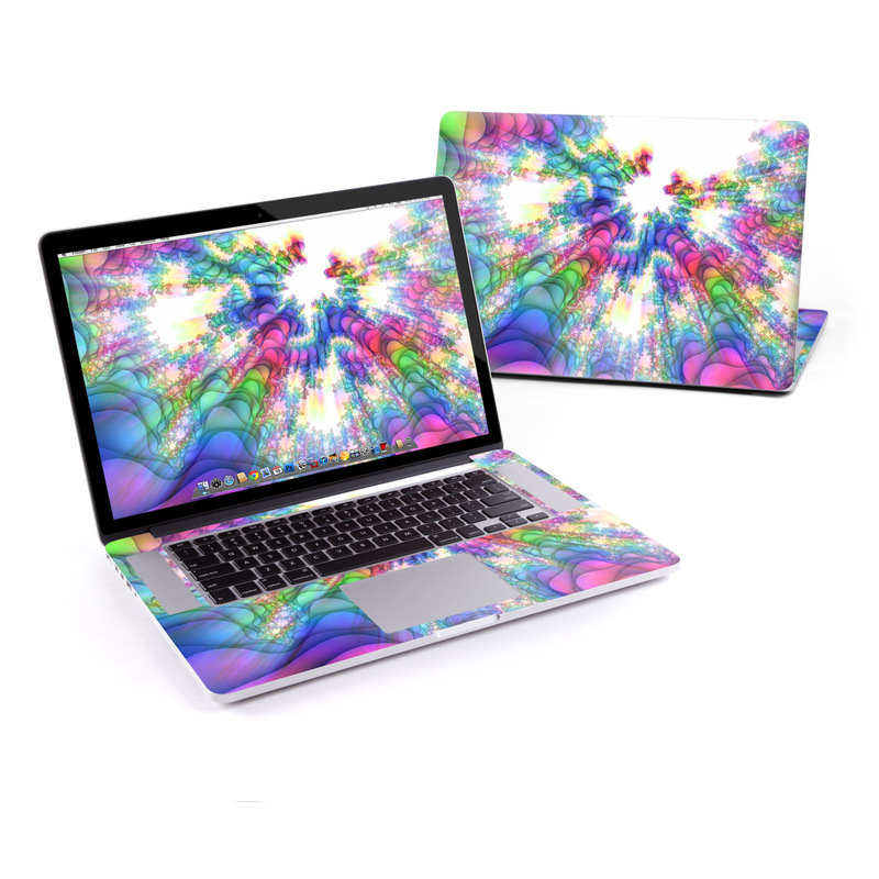 Flashback MacBook Pro Retina 15-inch Skin