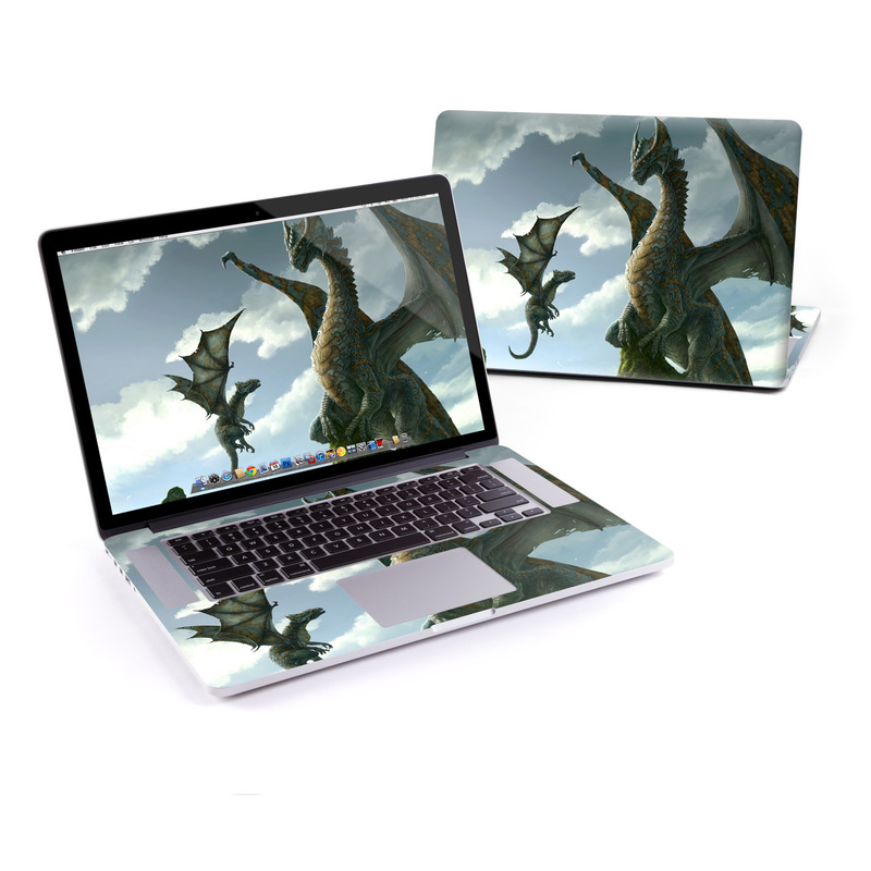 First Lesson MacBook Pro Retina 15-inch Skin