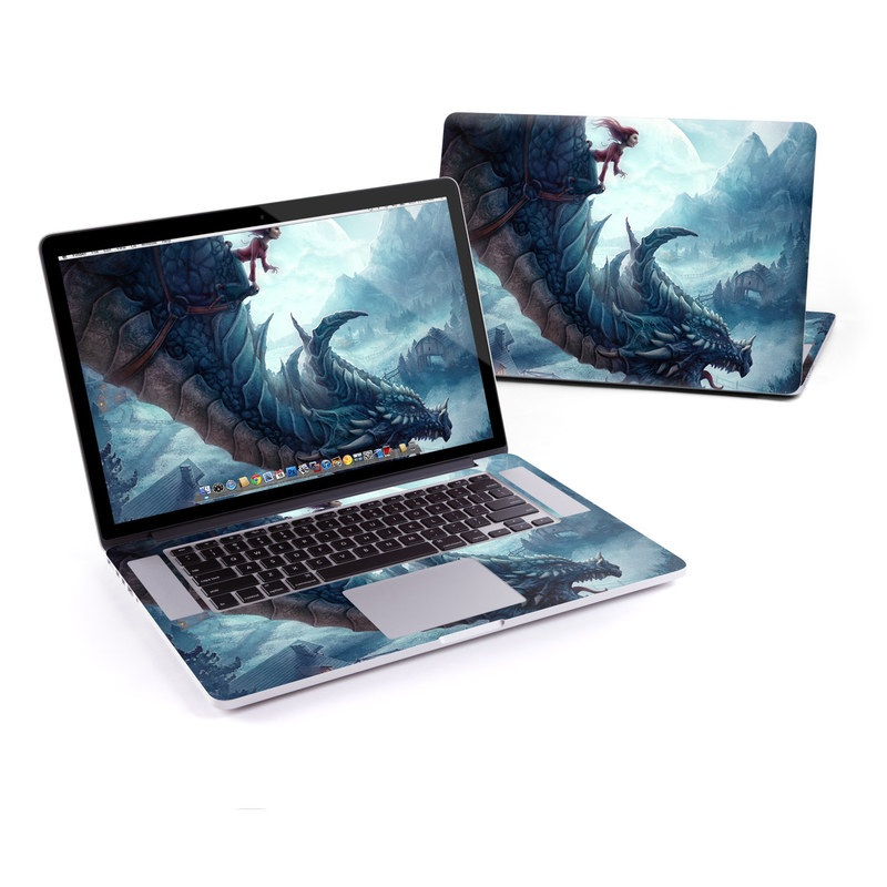 Flying Dragon MacBook Pro Retina 15-inch Skin