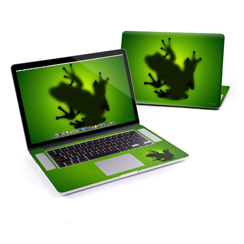 Frog MacBook Pro Retina 15-inch Skin