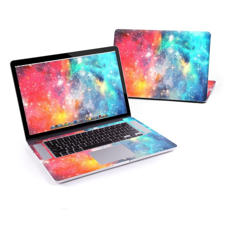 Galactic MacBook Pro Pre 2016 Retina 15-inch Skin