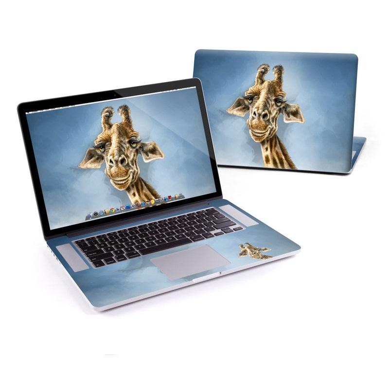 Giraffe Totem MacBook Pro Pre 2016 Retina 15-inch Skin