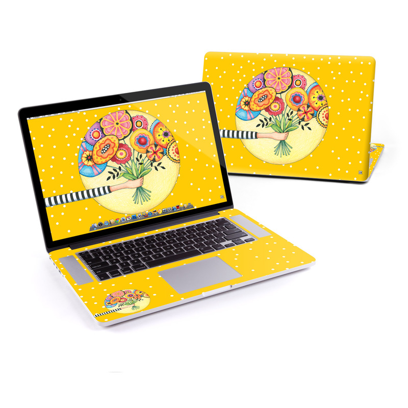 Giving MacBook Pro Retina 15-inch Skin