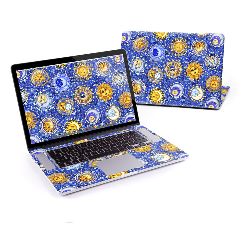Heavenly MacBook Pro Retina 15-inch Skin