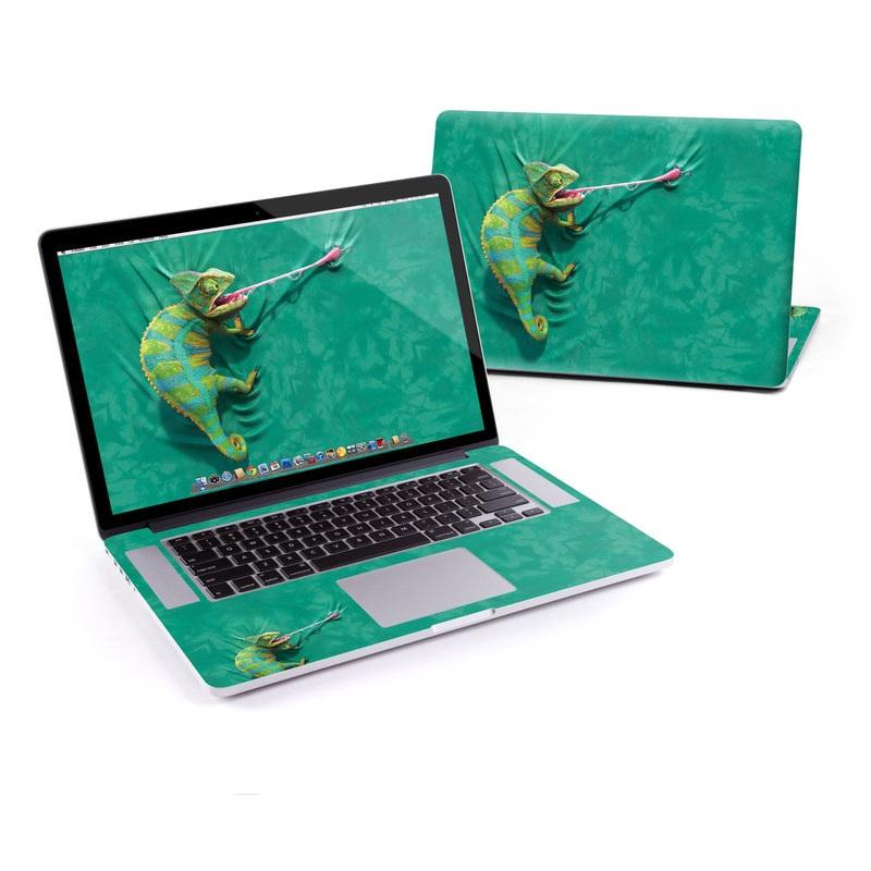 Iguana MacBook Pro Retina 15-inch Skin