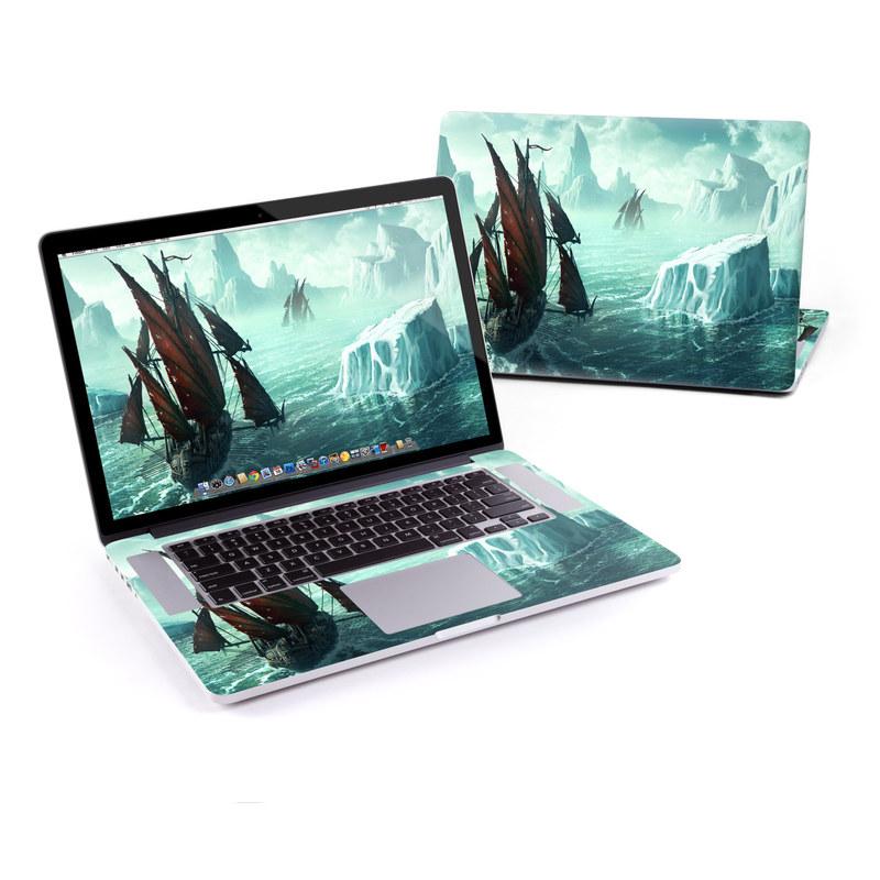 Into the Unknown MacBook Pro Retina 15-inch Skin