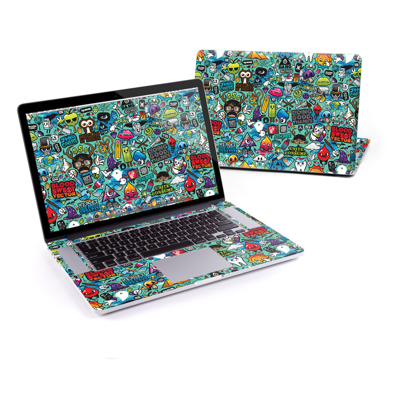 Jewel Thief MacBook Pro Retina 15-inch Skin