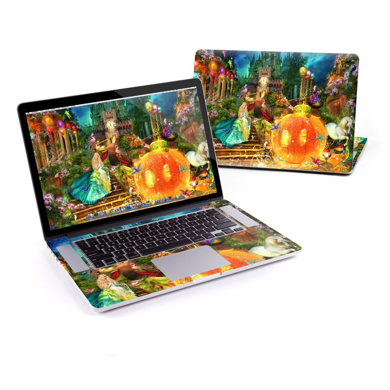 Midnight Fairytale MacBook Pro Pre 2016 Retina 15-inch Skin