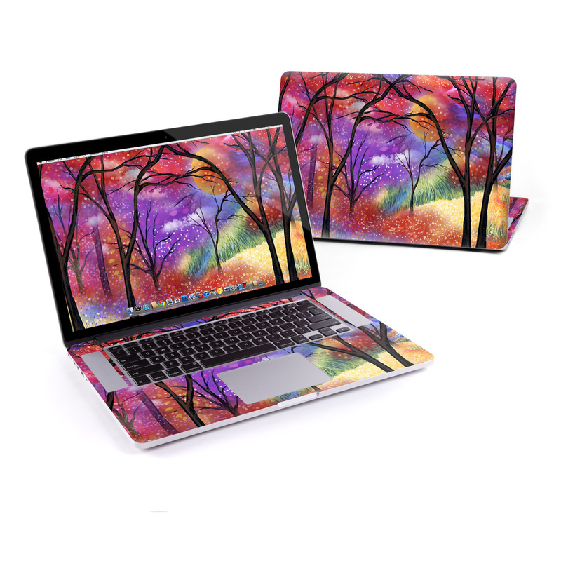 Moon Meadow MacBook Pro Retina 15-inch Skin