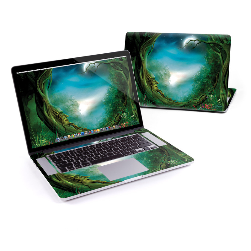 Moon Tree MacBook Pro Retina 15-inch Skin