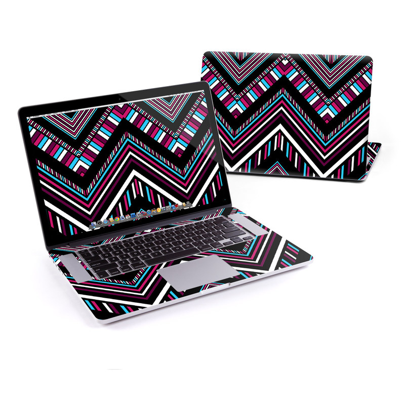 Push MacBook Pro Retina 15-inch Skin