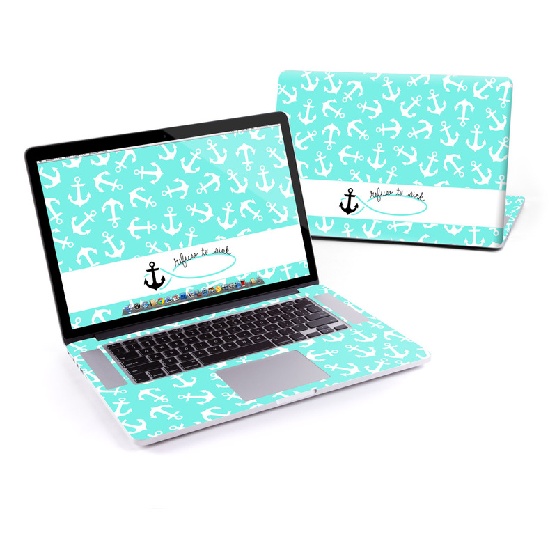 Refuse to Sink MacBook Pro Retina 15-inch Skin
