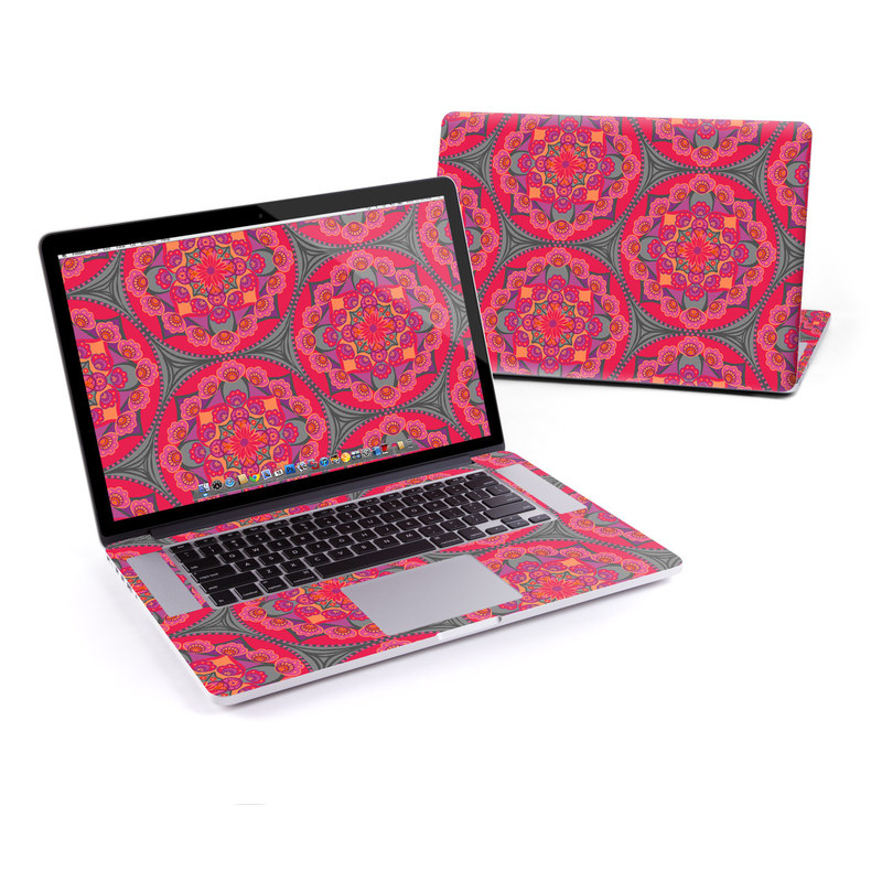 Ruby Salon MacBook Pro Pre 2016 Retina 15-inch Skin