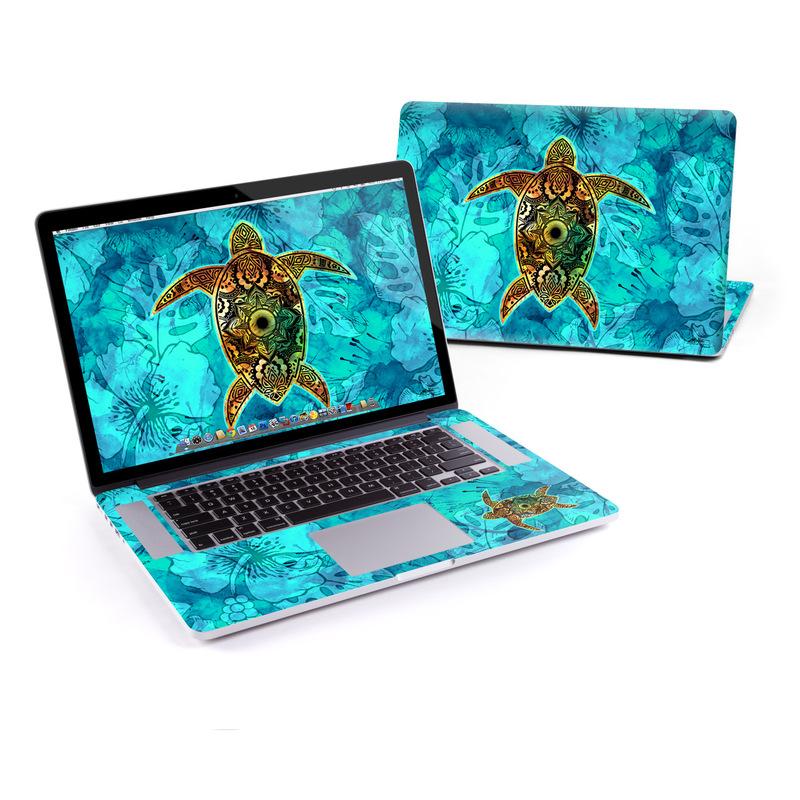 Sacred Honu MacBook Pro Retina 15-inch Skin