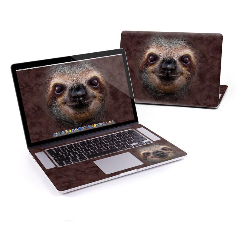 Sloth MacBook Pro Retina 15-inch Skin