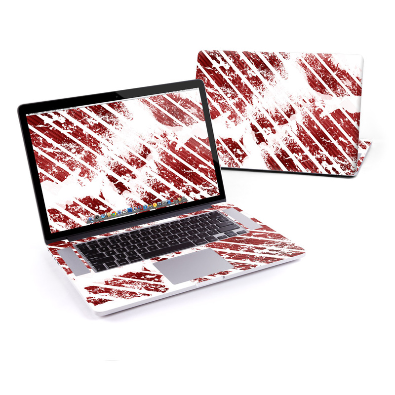 Torn MacBook Pro Retina 15-inch Skin