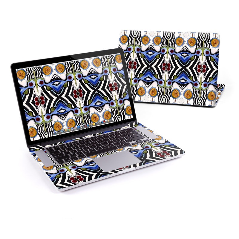 Tribal Sun MacBook Pro Retina 15-inch Skin