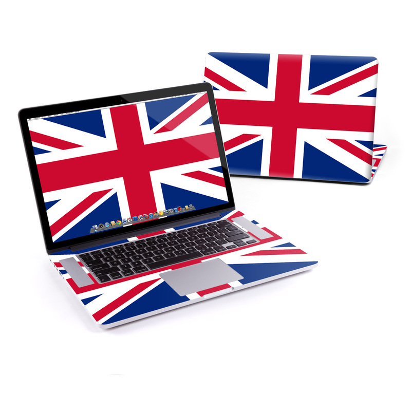 Union Jack MacBook Pro Pre 2016 Retina 15-inch Skin