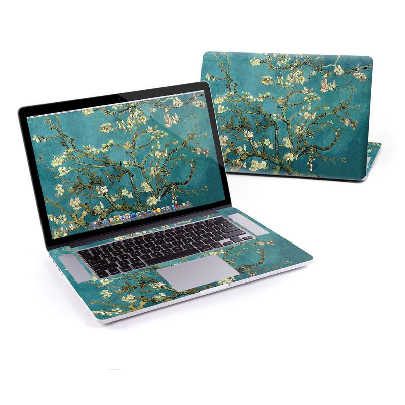 Blossoming Almond Tree MacBook Pro Pre 2016 Retina 15-inch Skin