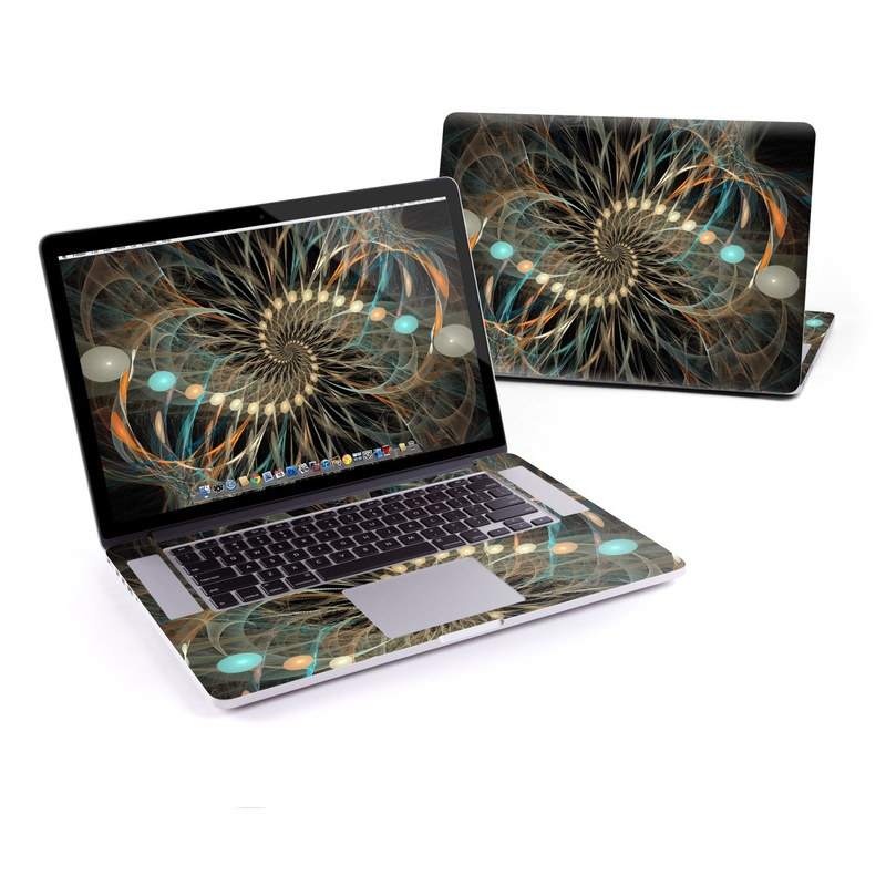 Vortex MacBook Pro Retina 15-inch Skin