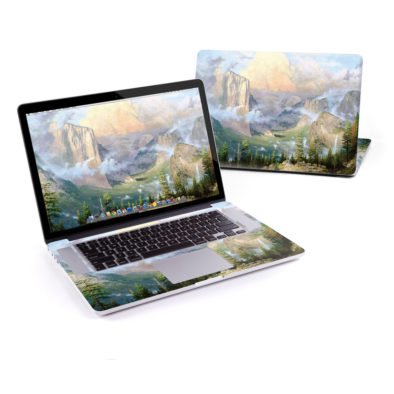 Yosemite Valley MacBook Pro Pre 2016 Retina 15-inch Skin