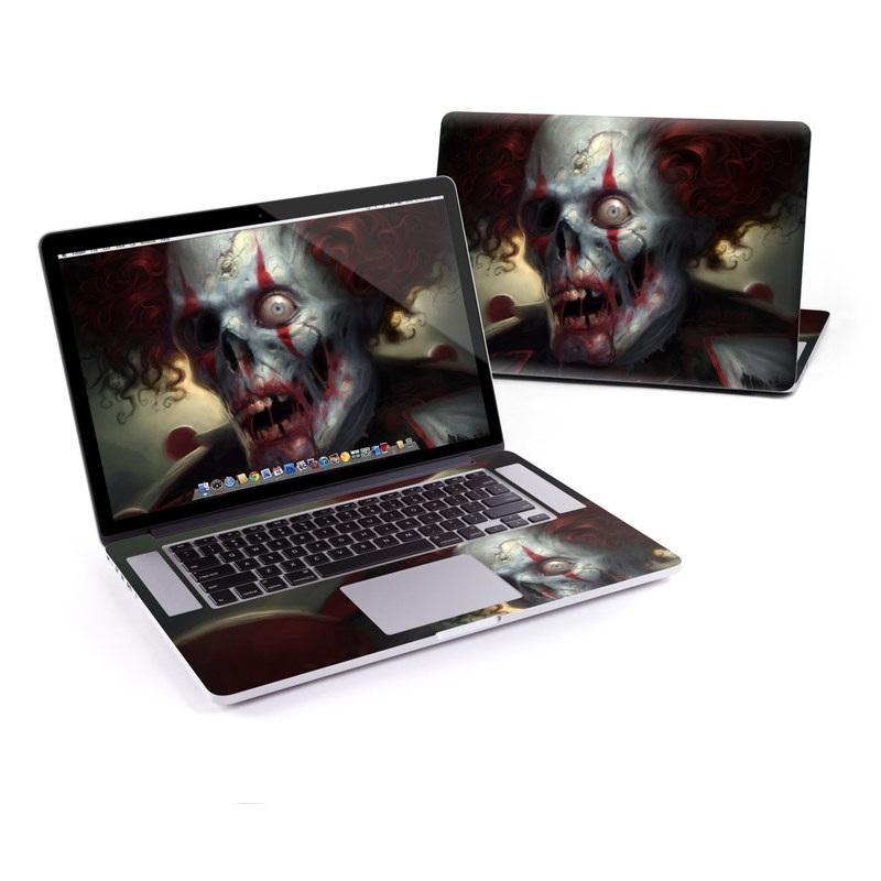 Zombini MacBook Pro Retina 15-inch Skin