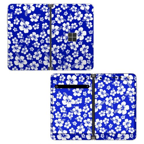 Aloha Blue Microsoft Surface Duo Skin