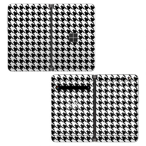 Houndstooth Microsoft Surface Duo Skin